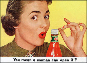 Vintage Ad for Ketchup