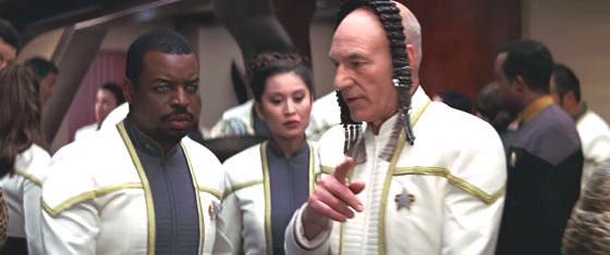 Star Trek - Picard and La Forge