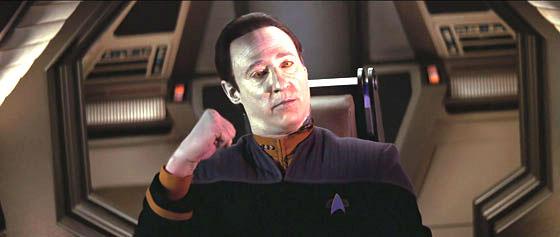 Star Trek Insurrection - Brent Spiner