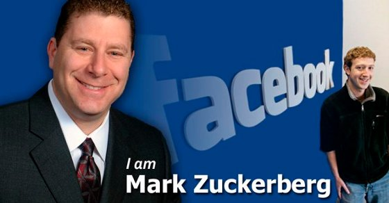 Facebook Bans Mark Zuckerberg