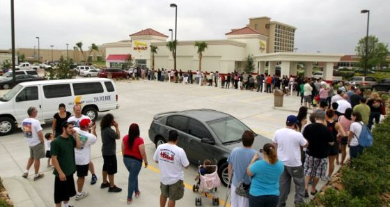 In-And-Out Burger Texas Opening