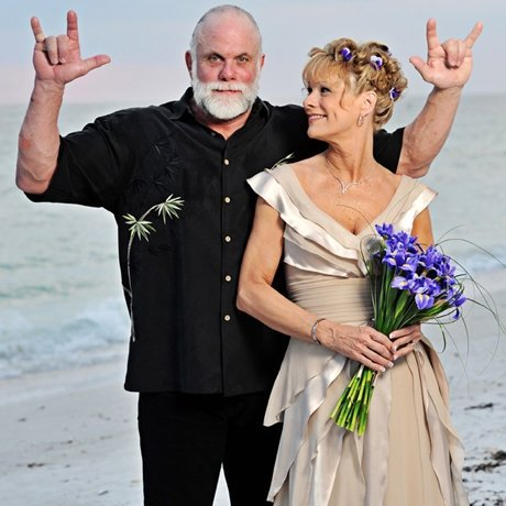 Randy Savage and New Wife Lynn