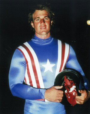 Reb Brown is Captain America 1979