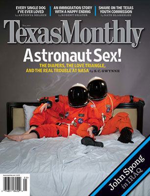 Texas Monthly - Astronaut Sex