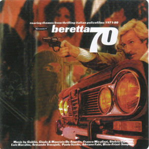 Beretta 70 - CD Compilation