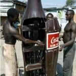 Coke Bottle Coffin