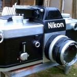 Nikon Camera - Fantasy Coffin