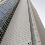 Superhuman climber Alain Robert