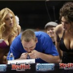 Joey Chestnut Competes