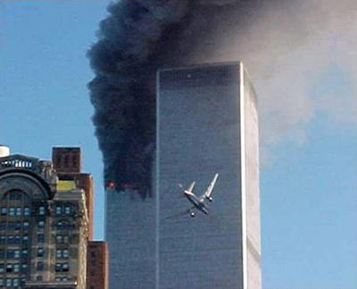 WTC 2 Plane
