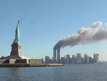 WTC Attacks - September 11, 2001