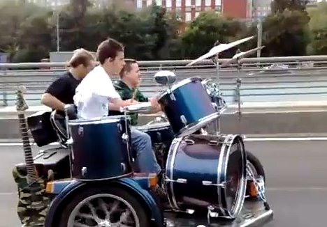 Highway Band - Moscow