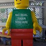 Lego Man - Sarasota Police