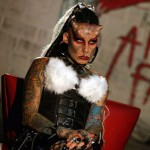 Maria Jose Cristerna - Mexican Vampire Woman