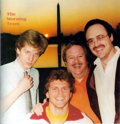 Glenn Beck - WPGC - 1983