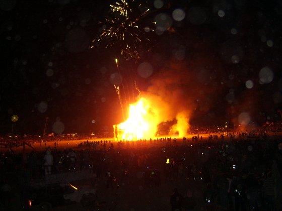 Burning Man 2006