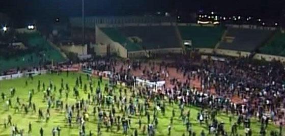 Egypt Soccer Riot Kills at least 40