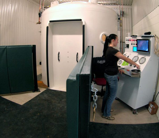 KESMARC Florida Hyperbaric Oxygen Chamber