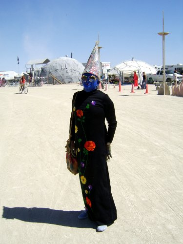 Uncle Ira - Burning Man 2006