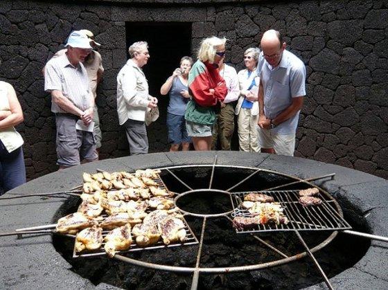 Grill at Volcano Restaurant