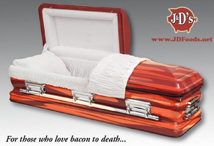 Bacon Coffin - J&Ds