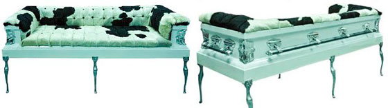 Coffin Sofa