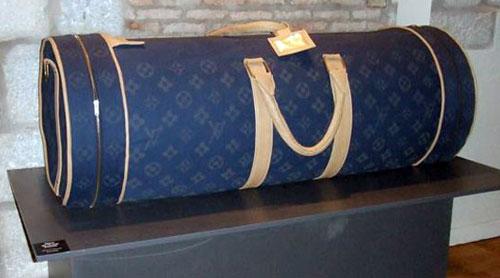 Duffel Bag Coffin
