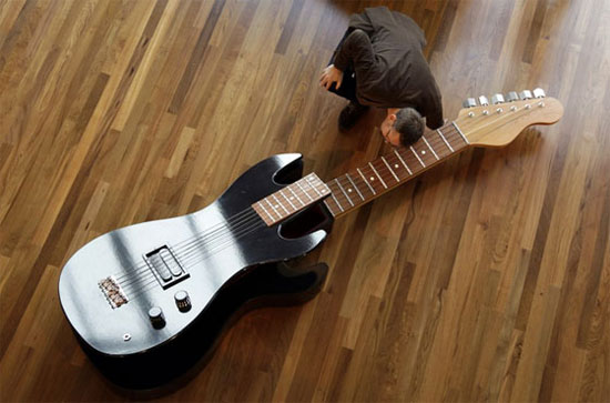 Guitar Coffin