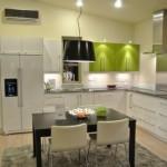 Kitchen View of Aktiv Prefab Home