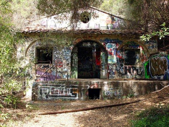 Nazi Bunker - L.A. Hills
