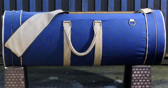 Sports Bag Coffin