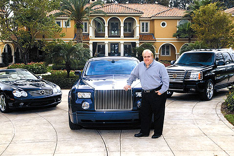 Lou Pearlman Estate
