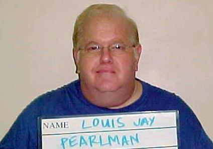 Lou Pearlman Mugshot