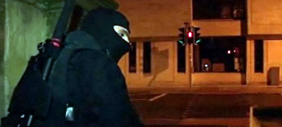 The Shadow Ninja of Yeovil