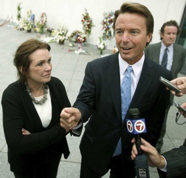 Elizabeth Edwards and John Edwards