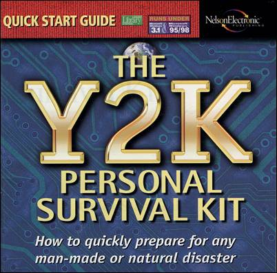 Bugging Out in 2000: The Y2K Problem - Odd Culture