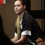 Stefanie Woods in court