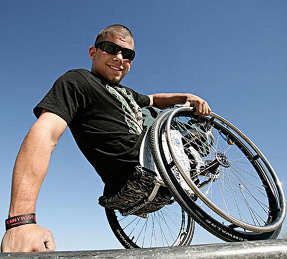 Wheelz - Aaron Fotheringham