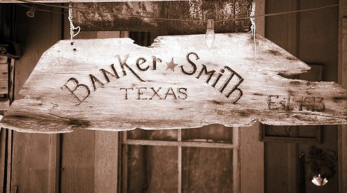 Banker Smith, TX 1913