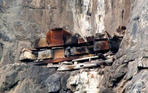 Hanging Coffins of the Bo People