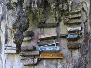 Hanging Coffins of Sagada, Philippines