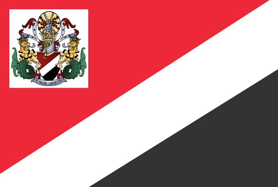 Sealand Flag / Coat of Arms