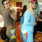Bronies With Tails
