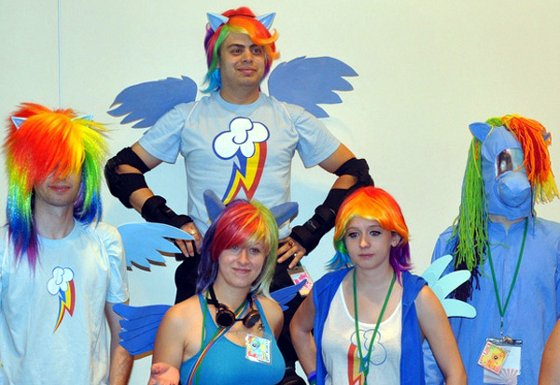 Bunch of Bronies