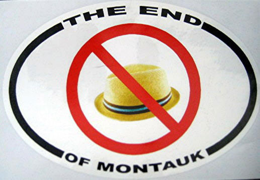 Save Montauk - Hipsters Go Away