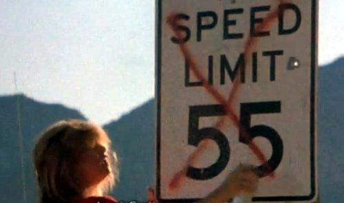 Cannonball Run - Can't Drive 55