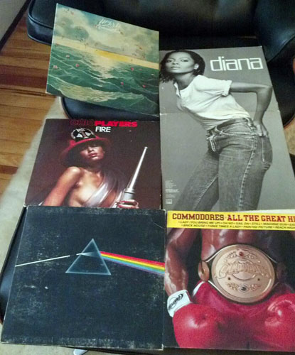 More Crate digging