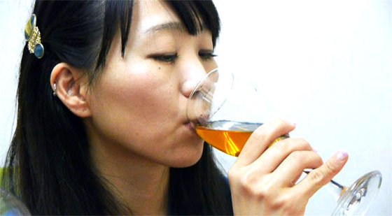 Drinking Ttongsul aka Korean Feces wine