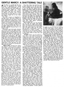 Newsweek Interview With Marcy 1967