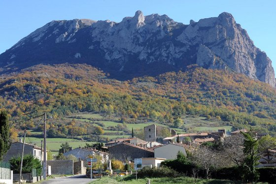 Pic de Bugarach - French Commune